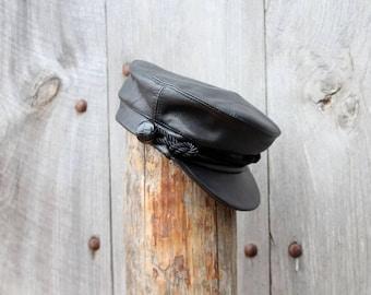 The Black Coleus Cap