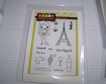 Stamp Annie Thing -Ooh La La