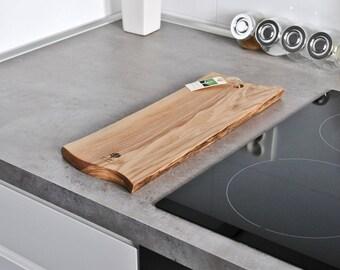 """Wooden board, kitchen board, cutting board, """" Lumberjack"""""""