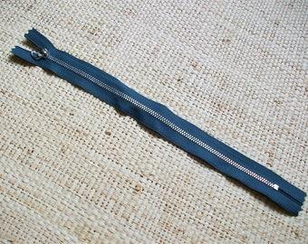 Zipper size 25, 5 m, dark grey
