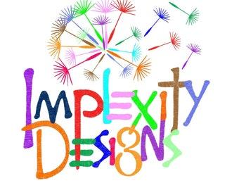 Custom NECKTIE (Implexity Designs Custom Necktie)