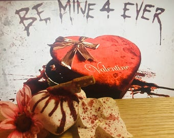 Bloody Valentine Bath Bomb