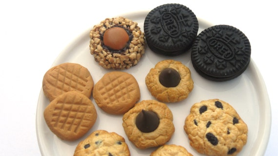 Realistic Cookie Assortment for 18 inch Dolls