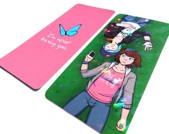 Prism Bookmark - Life is Strange - Max Caulfield - Chloe Price - Pricefield