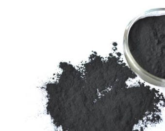 Facial Mask Activated Charcoal Bentonite Clay & Turmeric Dry Powder