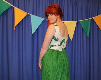 Hungry Hungry Caterpillar Dress