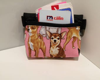 wallet, card holder, for the car for school, vacation