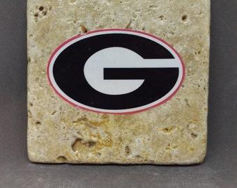 University of Georgia Coaster (4-Pack)