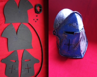 EVA foam assembly kit FOR HONOR Warden helmet