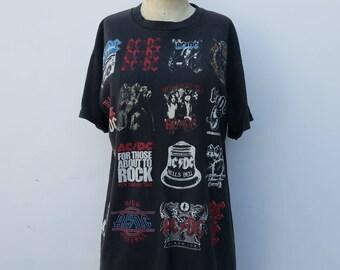 0773 - AC DC - T Shirt