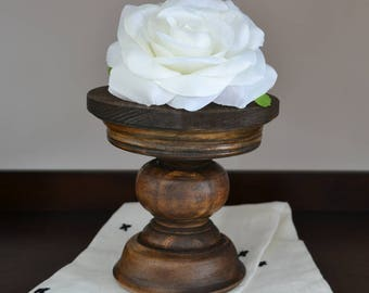 Rustic Wooden Stand