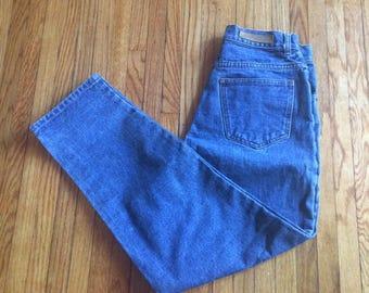 Vintage Bill Blass Jeans Wear High Waist Denim Jeans (90's)