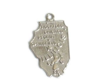 State of Illinois Sterling Charm Chicago Rockford Peoria Springfield Prairie State Wells Ster