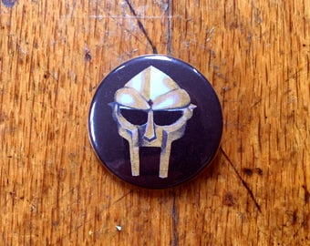 MF Doom Pin
