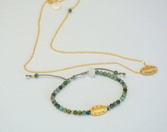 Bracelet or necklace or earrings Antalya