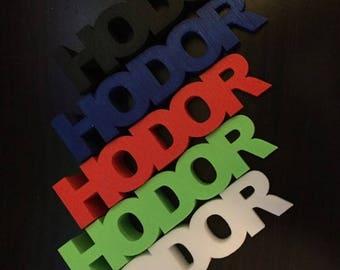 Game of Thrones Hodor Door Stop