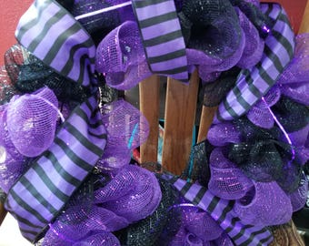 wreaths for holidays with lights and decorations. Hoilday, Halloween, thanksgiving, ect.