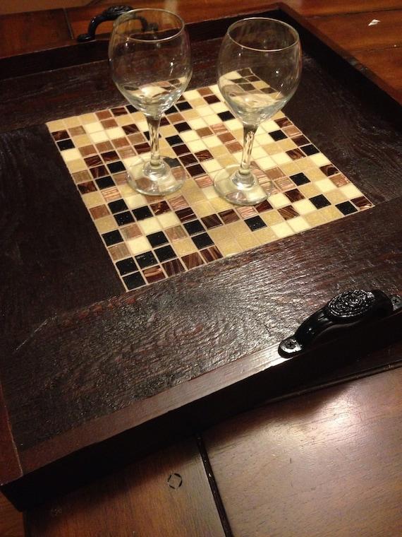 lage glassplate til bord