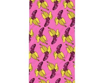 Disco Bananas Towel