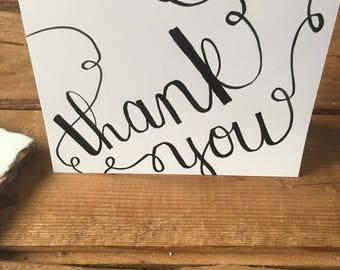 Thank You Cards - Design 5