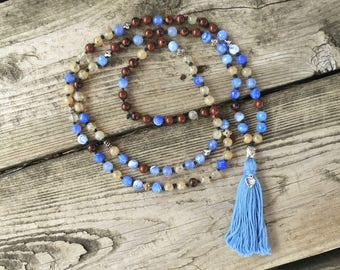 Soft winter mala