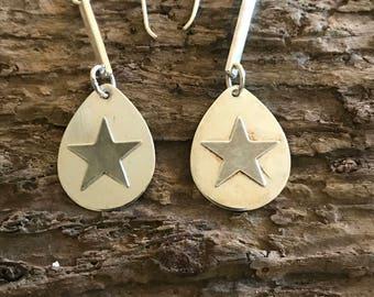 Lone Star Earrings