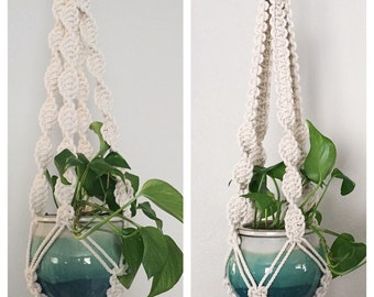 Macrame Kit/Macrame Plant Hanger Kit/Macrame Patterns/Macrame DIY/How to Macrame/Macrame Guide