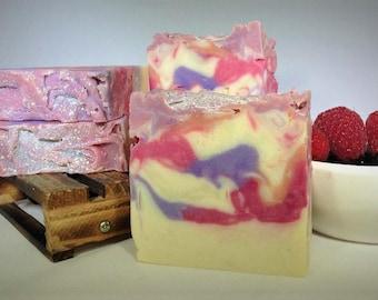 Gardenberry Wine - handmade soap