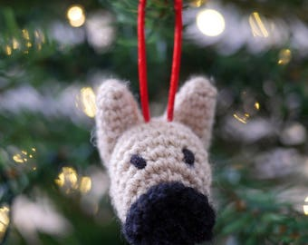 French Bulldog Bauble