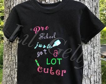 Girl shirt,school shirt,personalized shirt,back to school shirt,back to school,preschool shirt,class shirt,preschool tshirt,prek shirt,prek