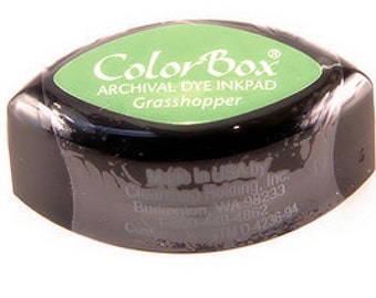 ColorBox Cat's Eye Dye Ink Pad - Grasshopper
