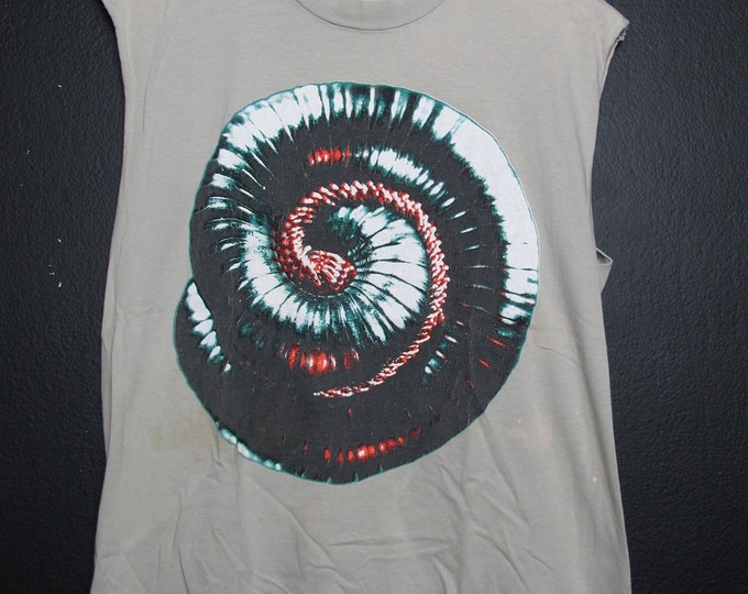 Nine Inch Nails Halo 9 Closer to God 1994 Sleeveless Vintage Tshirt