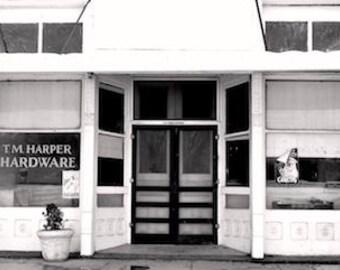 Hardware Store.