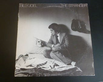 Billy Joel The Stranger Vinyl Record LP JC 34987 Columbia Records 1977