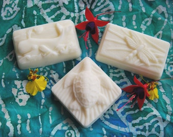 Special 3 pack of Goats Milk Soaps (large)