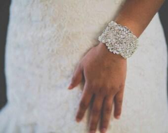 matching bridal bracelet, prom bracelet, unique bracelet