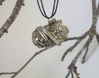 Wrapped Pyrite