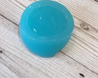 Blue bubble Jelly Soap