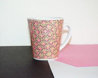 Entwined 12oz Latte Mug