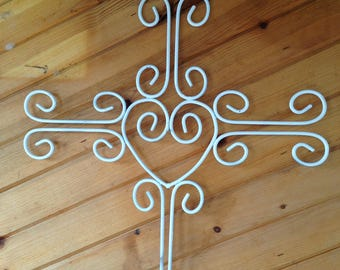 Handcrafted Cross Wall hanging