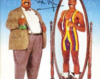 The Nutty Professor signed Eddie Murphy 8X10 photo picture poster autograph RP
