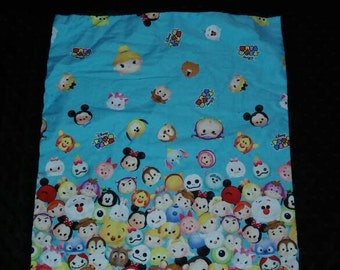 Rare Tsum Tsum baby blanket. Ready to ship!