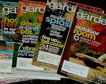 GARDENING - How To Bring Your GARDEN To LIFE - 2007