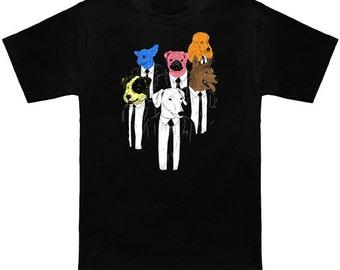 Reservoir Dogs men's ringspun pop-culture graphic t-shirt