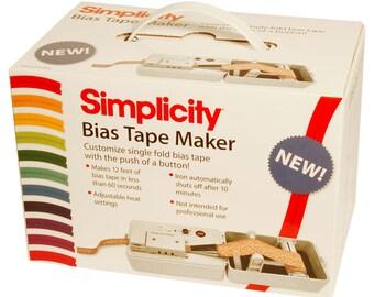 Simplicity Bias Tape Maker - Simplicity Bias Tape Machine - Bias Tape Maker - Bias Tape Machine - Electric Bias - Bias Tape