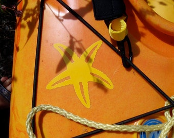 Starfish/Sea Star, MEDIUM, Kayak Decal