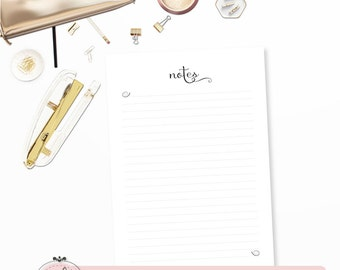 """NOTES PAGE 