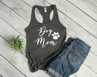 DOG MOM Women's Tank