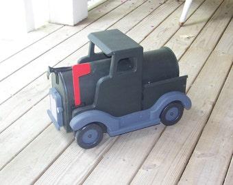 Model A Pickup Mailbox