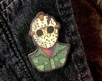 Friday the 13th Jason Pin